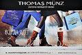 Обувь THOMAS MUNZ не только комфортная, износостойкая, современная, стильная, но и что гораздо важнее - сохраняющая Ваше здоровье.