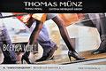 Обувь THOMAS MUNZ не только комфортная, износостойкая, современная, стильная, но и что гораздо важнее - сохраняющая Ваше здоровье