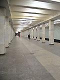 """Станция метро """"Юго-Западная""""."""