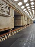 "Станция метро ""Электрозаводская""."