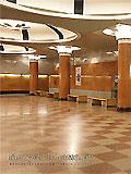 """Станция метро """"Парк Победы"""". Аванзал подземного вестибюля станции."""