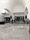 """Станция метро """"Волоколамская""""."""