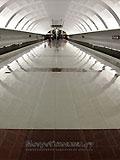 "Станция метро ""Митино"" Воздух - вода - земля."