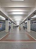 "Станция метро ""Новогиреево""."